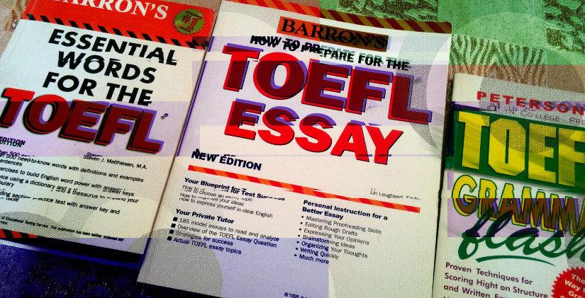 TOEFL. Структура экзамена