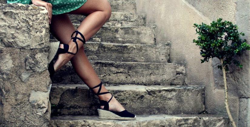 Части тела на английском: ноги